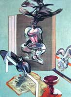 Francis Bacon, oeuvres récentes