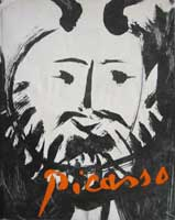 Picasso, 55 years of his graphic work