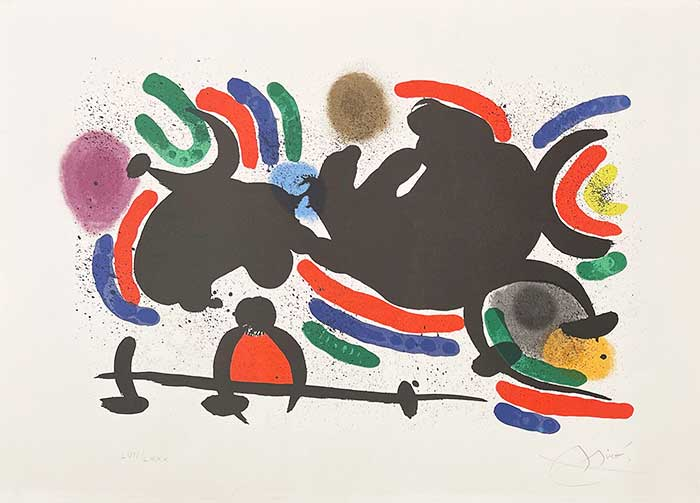 MIRO : litho-miro-composition
