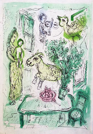 CHAGALL : gravure-chagall-meyer
