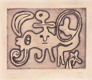 MIRO : miro-bird-etching