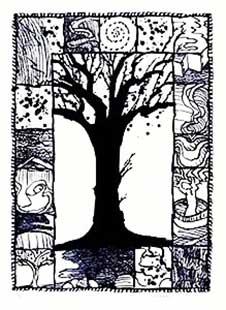 D 39 arbre et d 39 encre de l 39 artiste pierre alechinsky for Alechinsky lithographie