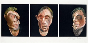 BACON : bacon-selfportrait-lithograph