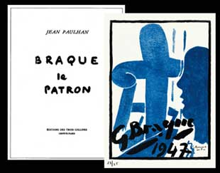 BRAQUE : braque-patron-book