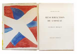 BRAQUE : braque-book-resurrection