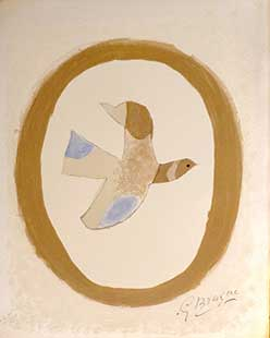BRAQUE : braque-sand-bird