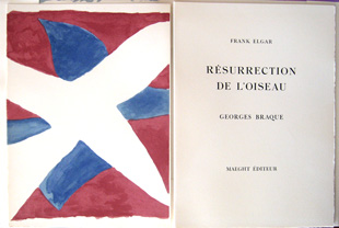 BRAQUE : braque-resurrection-book