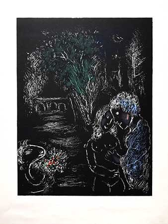 CHAGALL : chagall-tree-lovers