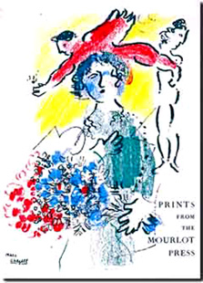 CHAGALL : chagall-mourlot-book