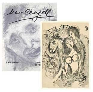 CHAGALL : chagall-amoureux-gravure