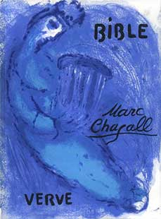 CHAGALL : chagall-bible-book