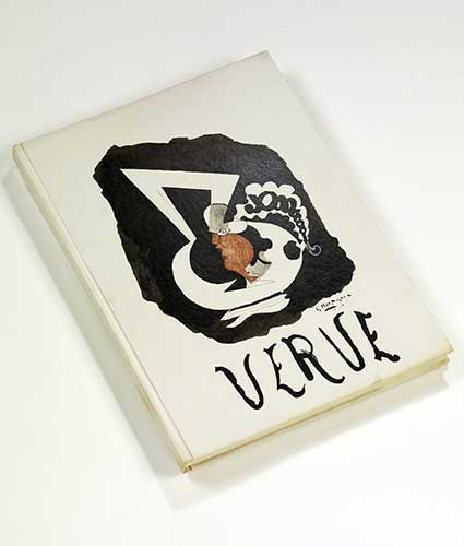 CHAGALL : verve-chagall-book