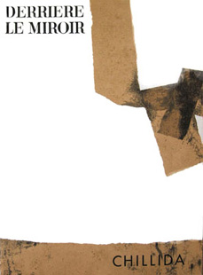 CHILLIDA : Derriere le miroir 124, lithographs
