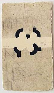 CHILLIDA : Argi-etching-chillida