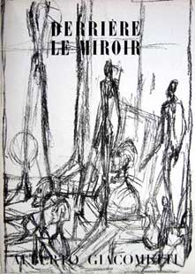 GIACOMETTI : DLM, lithographies