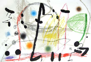 MIRO : Maravillas, lithographies