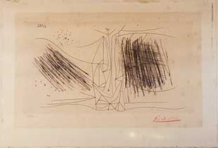 PICASSO : picasso-poeme-etching