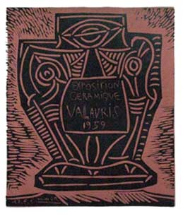 PICASSO : picasso-vallauris-59