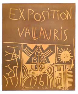 PICASSO : picasso-vallauris-61