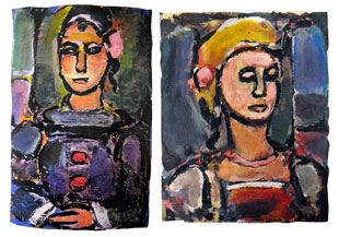 ROUAULT : rouault-divertissement-book