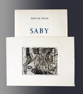 SABY : saby-solier-book