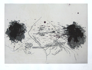 TAPIES : composition symetrique