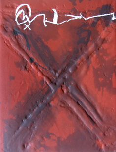 TAPIES : Anular, original etchings