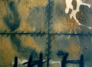 TAPIES : matiere, print signed