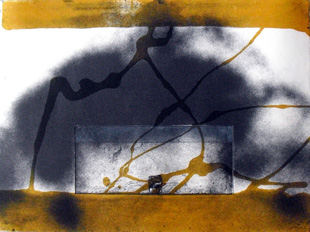 TAPIES : tapies-regalim-etching