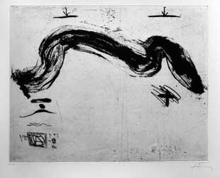TAPIES : tapies-ondulation-etching