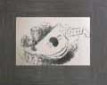 BRAQUE : La guitare, lithograph