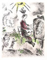 CHAGALL : peintre, etching