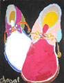 CHAZAL : chazal-shoes-gouache