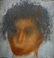FAUTRIER : tete de jeune fille painting